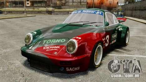 Porsche 911 RSR 3.3 para GTA 4