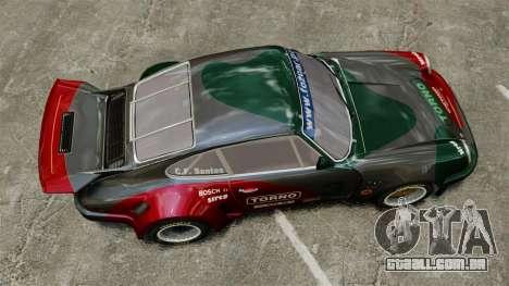 Porsche 911 RSR 3.3 para GTA 4 vista direita