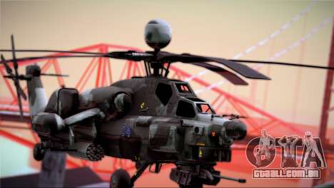 Mi-28N Havoc para GTA San Andreas