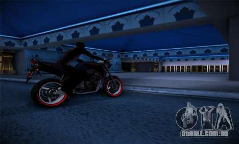 Ducati FCR900 2013 para GTA San Andreas vista direita