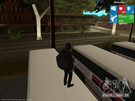 O ladrão de banco para GTA San Andreas terceira tela