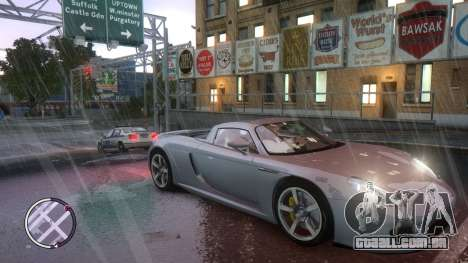 iCEnhancer Natural Tweak II para GTA 4