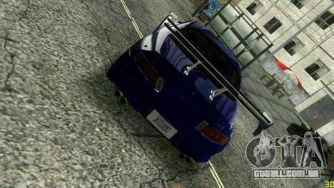 Mitsubishi FTO para GTA Vice City vista interior