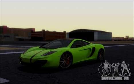 FF TG ICY ENB V2.0 para GTA San Andreas terceira tela