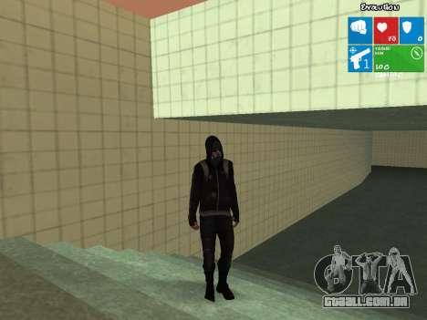 O limpador de Dead Rising 2 para GTA San Andreas