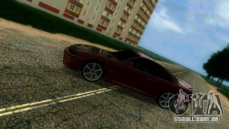 Nissan Silvia S14 Light Tuning para GTA Vice City vista superior