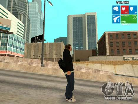 Nova KentPaul para GTA San Andreas segunda tela