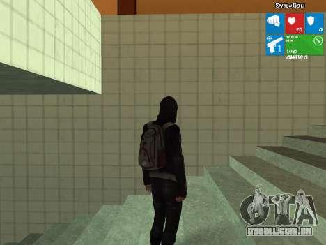 O limpador de Dead Rising 2 para GTA San Andreas terceira tela