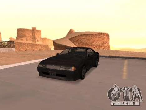 Elegy Skyline para GTA San Andreas