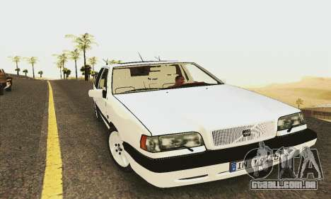 Volvo 850 para GTA San Andreas esquerda vista