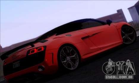 FF TG ICY ENB V1.0 para GTA San Andreas terceira tela