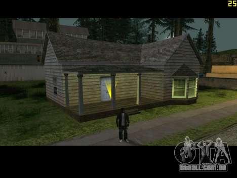 Telefone interativo para GTA San Andreas terceira tela