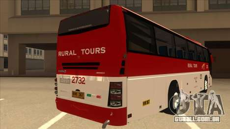Rural Tours 2732 para GTA San Andreas vista direita