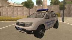 Dacia Duster Granična Policija foi