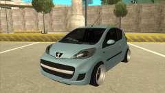 Peugeot 106 EuroLook para GTA San Andreas