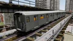 Novos vagões ferroviários