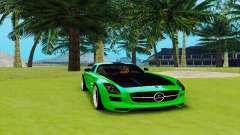Mercedes SLS AMG 2010 Hamann v2.0