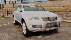 Volkswagen Touareg 2002