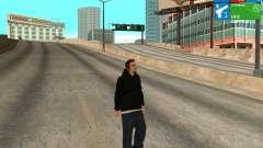 Nova KentPaul para GTA San Andreas