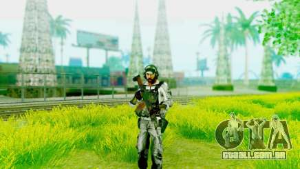 AK-12 do campo de batalha 4 para GTA San Andreas