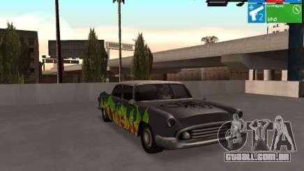 Graffity Glendale para GTA San Andreas