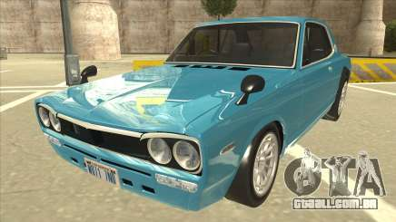 Nissan Skyline 2000 GT-R RB26DETT Black Revel para GTA San Andreas