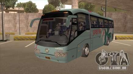 Higer KLQ6129QE - Super Fice Transport S 020 para GTA San Andreas