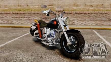Harley-Davidson para GTA 4