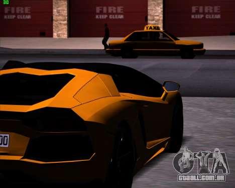 SA Graphics HD v 3.0 para GTA San Andreas segunda tela