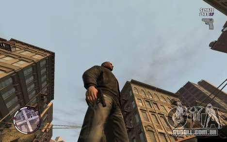 Pistola Makarov para GTA 4 segundo screenshot