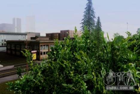 Nova vegetação 2013 para GTA San Andreas
