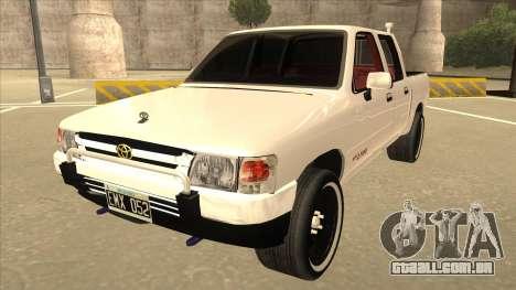 Toyota Hilux 2004 para GTA San Andreas