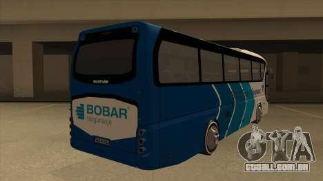 Neoplan Tourliner - Drinatrans Zvornik para GTA San Andreas vista direita