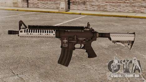 Automáticos carabina M4 VLTOR v5 para GTA 4 terceira tela