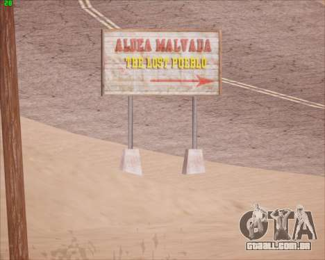 SA Graphics HD v 2.0 para GTA San Andreas sétima tela