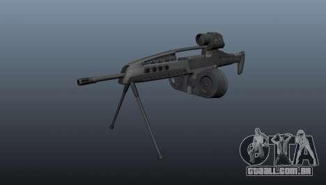 Fácil Autorun XM8 LMG para GTA 4
