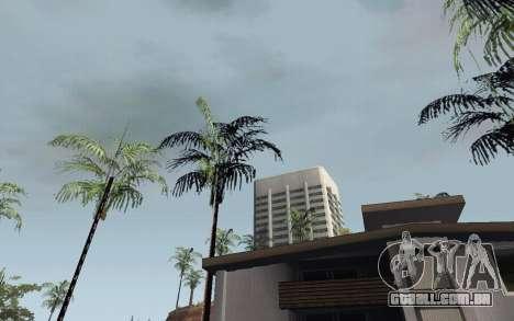 GTA V to SA: Timecyc v1.0 para GTA San Andreas sétima tela