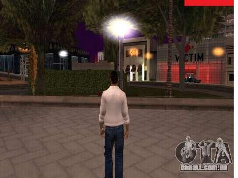 New hmyri para GTA San Andreas terceira tela