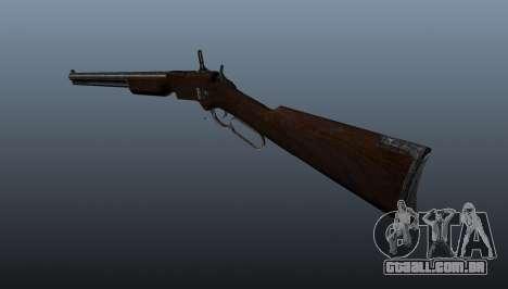Rifle de alavanca Henry para GTA 4 segundo screenshot