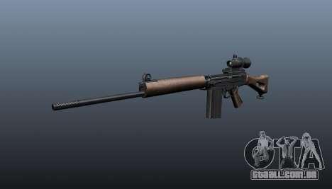 Fuzil FN FAL para GTA 4