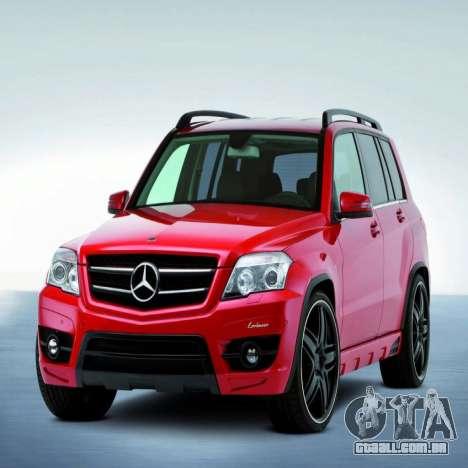 Telas de carregamento, Mercedes-Benz para GTA 4