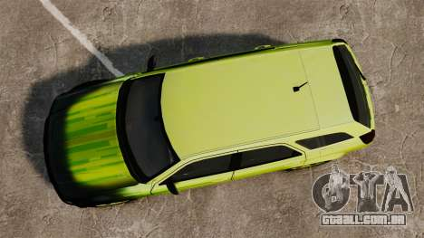 Dodge Magnum West Coast Customs para GTA 4 vista direita
