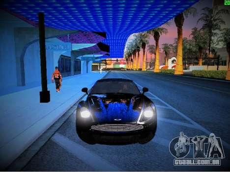 ENBSeries By DjBeast V2 para GTA San Andreas segunda tela