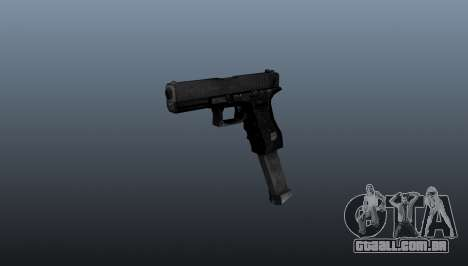 Glock 18 Akimbo MW2 v1 para GTA 4