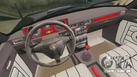 Volga GAZ-2410 v3 para GTA 4 vista lateral