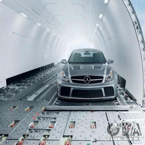 Telas de carregamento, Mercedes-Benz para GTA 4 terceira tela