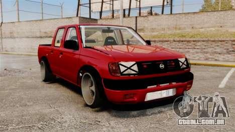 Nissan Frontier D22 para GTA 4