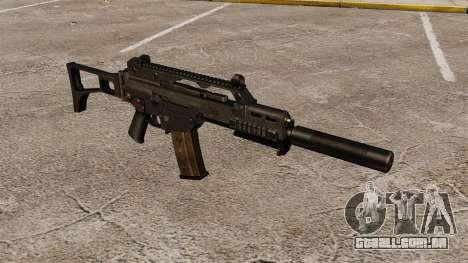 V2 de rifle de assalto HK G36C para GTA 4