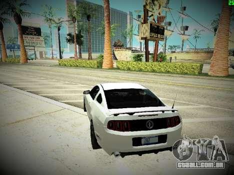 ENBSeries By DjBeast V2 para GTA San Andreas quinto tela