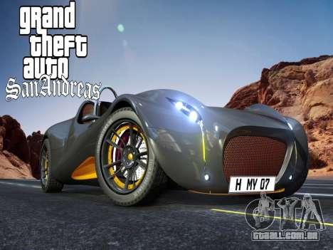 Novas telas de carregamento para GTA San Andreas nono tela